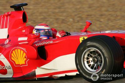 Test di Jerez, dicembre