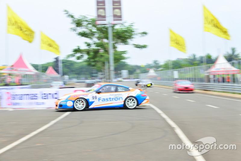 Rudi SL, Fastron Jakarta Ban