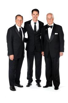 NASCAR Cup-Champion 2018: Joey Logano, mit Todd Gordon und Roger Penske