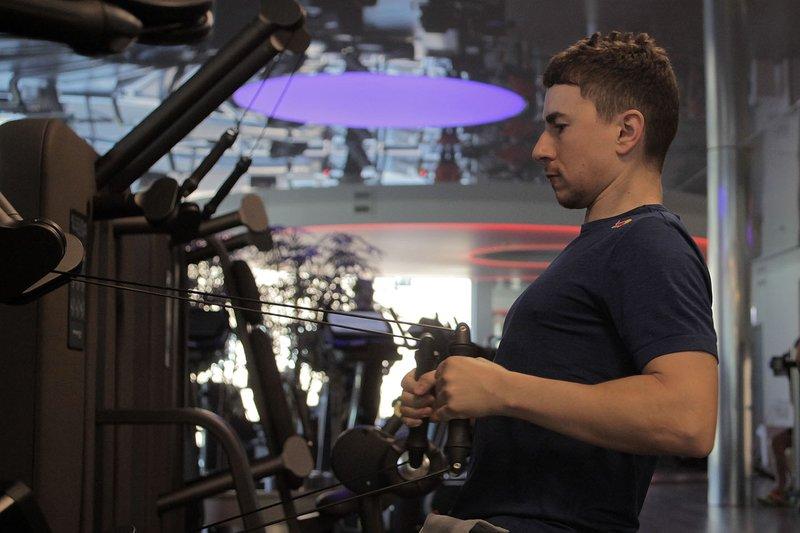 Jorge Lorenzo, Repsol Honda