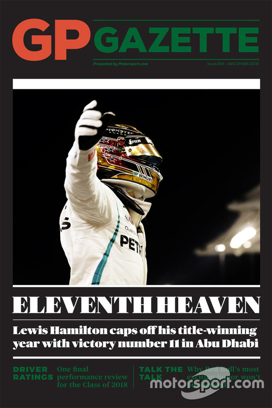 GP Gazette 044 Abu Dhabi GP