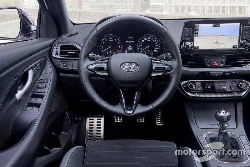 Hyundai i30 Fastback N Line 2019 року