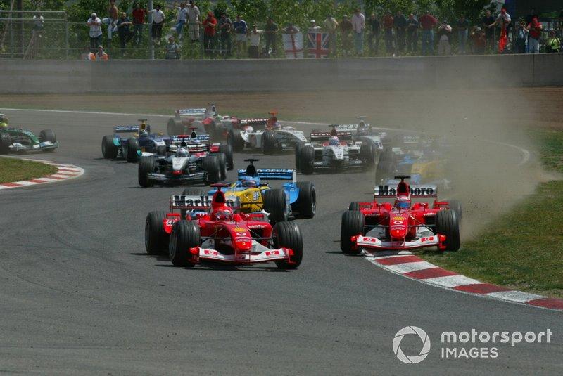 2003 西班牙大奖赛