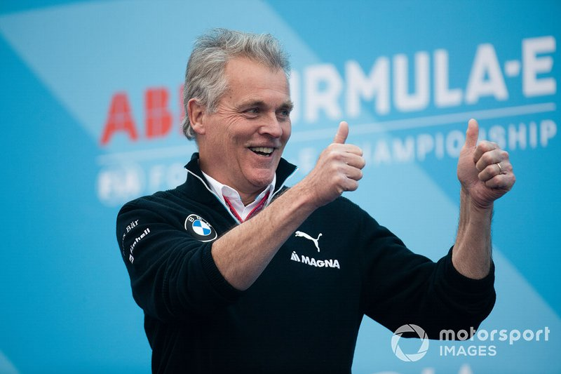 J-F Thormann, President of Andretti Autosport