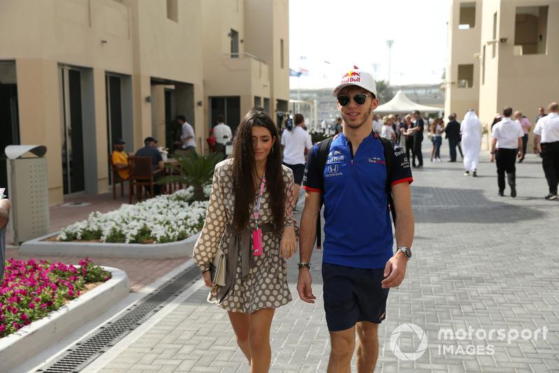П'єр Гаслі, Scuderia Toro Rosso