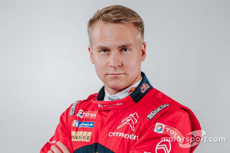 Esapekka Lappi, Citroën Racing