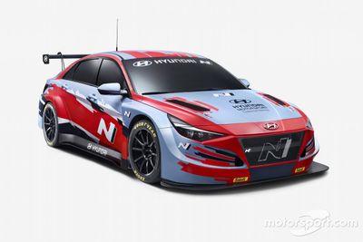 Hyundai Elantra N TCR tanıtım