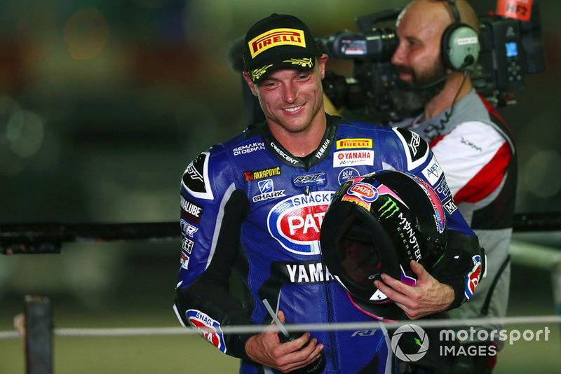 3e : Alex Lowes (Pata Yamaha )