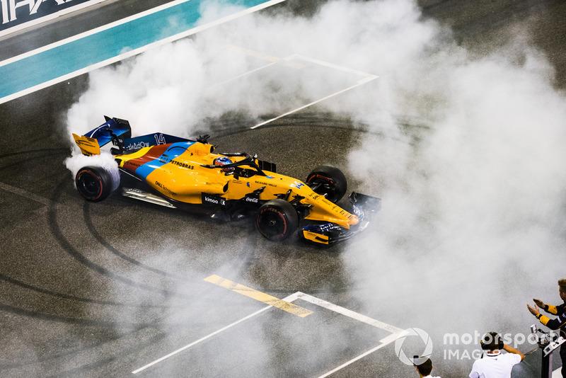 P11: Fernando Alonso, McLaren MCL33