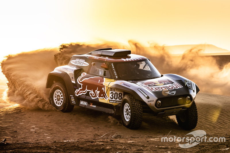 MINI John Cooper Works Buggy Red Bull