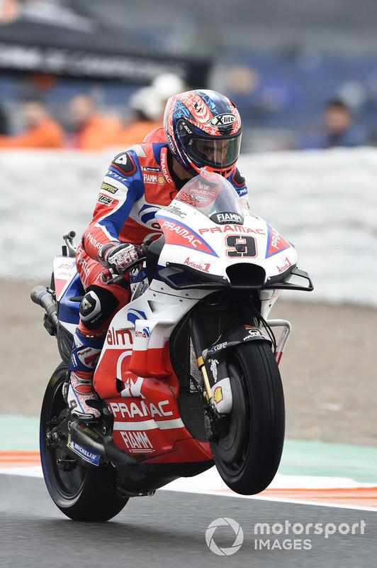 MotoGP Valencia: Danilo Petrucci, Pramac Racing