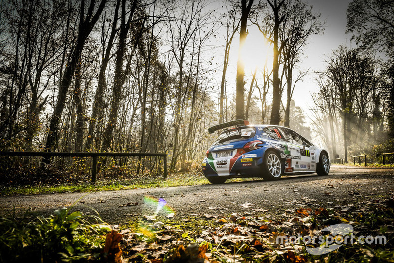 Paolo Andreucci, Anna Andreussi, Peugeot 208 T16 R5