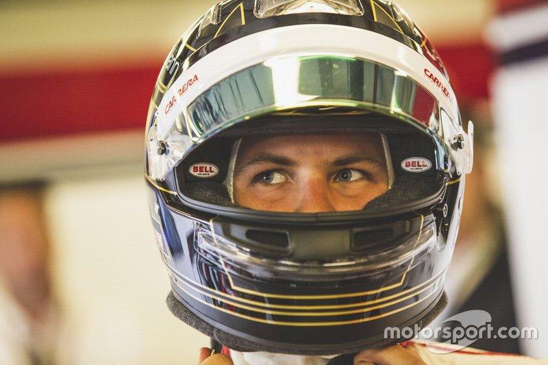 GP Abu Dhabi - Marcus Ericsson