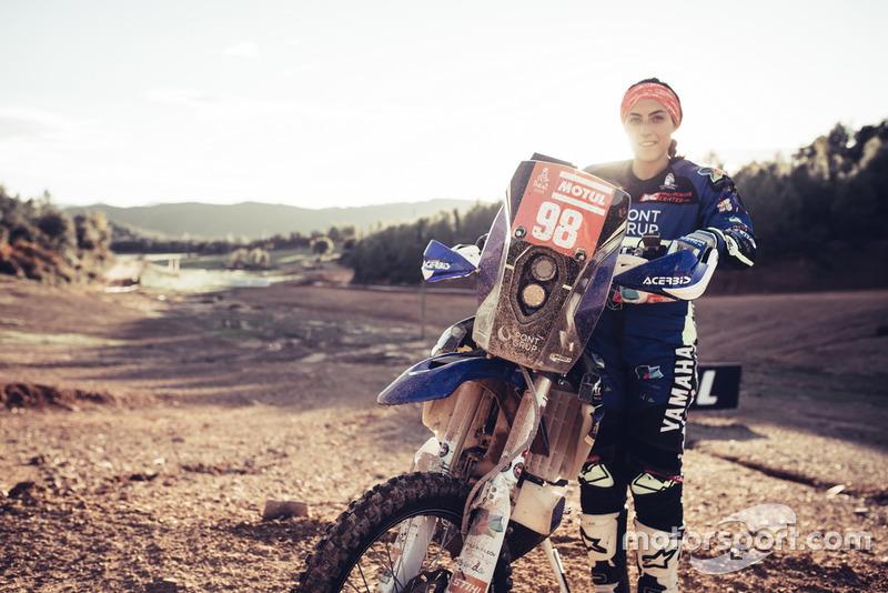 Сара Гарсія, Yamaha