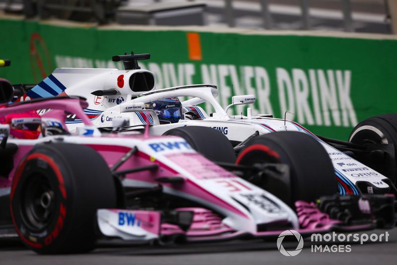 10 місце — Естебан Окон, Force India — 53