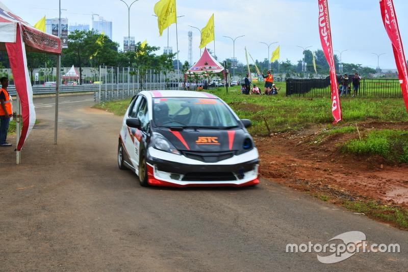 Hendra Widjanarko, Speedy Motorsports