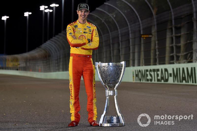 NASCAR Cup: Джой Логано