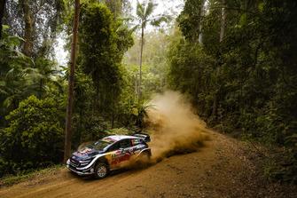 Теему Сунінен, Мікко Марккула, Ford Fiesta WRC, M-Sport Ford