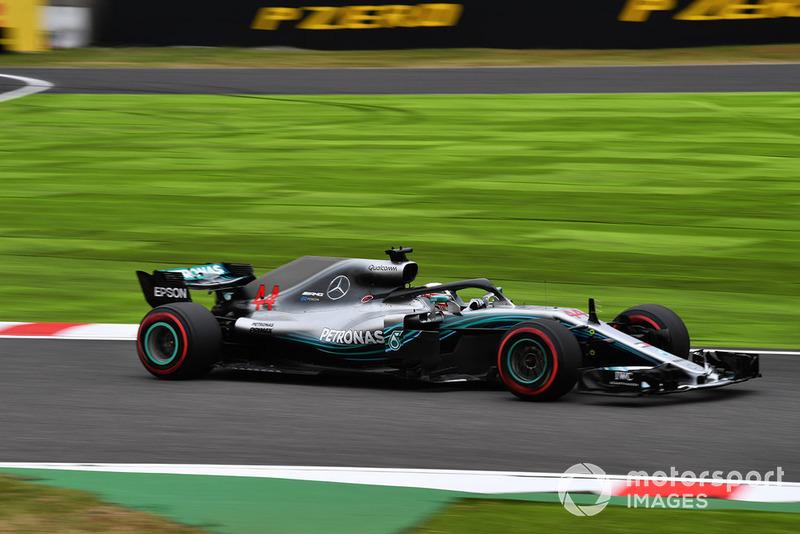1 місце — Льюіс Хемілтон, Mercedes — 388