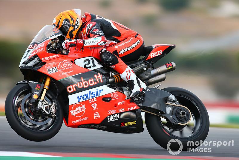 Michael Ruben Rinaldi, Aruba.it Racing-Ducati SBK Team