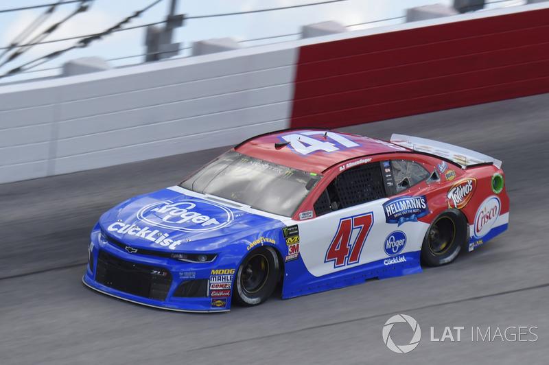 A.J. Allmendinger, JTG Daugherty Racing, Chevrolet Camaro