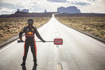 Daniel Ricciardo, Red Bull Racing en Valle de la muerte