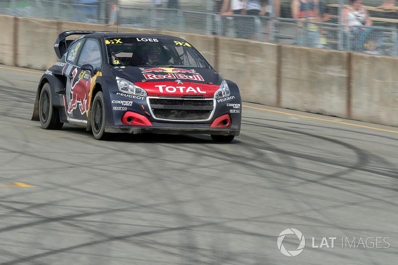 Sebastien Loeb, Team Peugeot Total