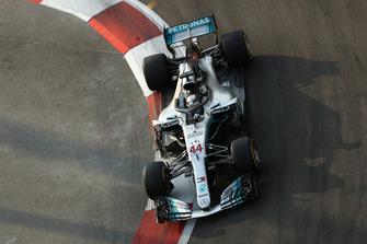 Льюис Хэмилтон, Mercedes AMG F1 W09 EQ Power+