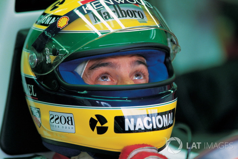 Ayrton Senna - Three titles (1988, 1990, 1991)
