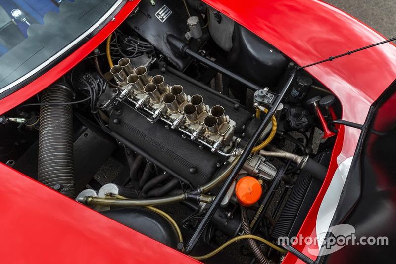 Ferrari 250 GTO 1962 року