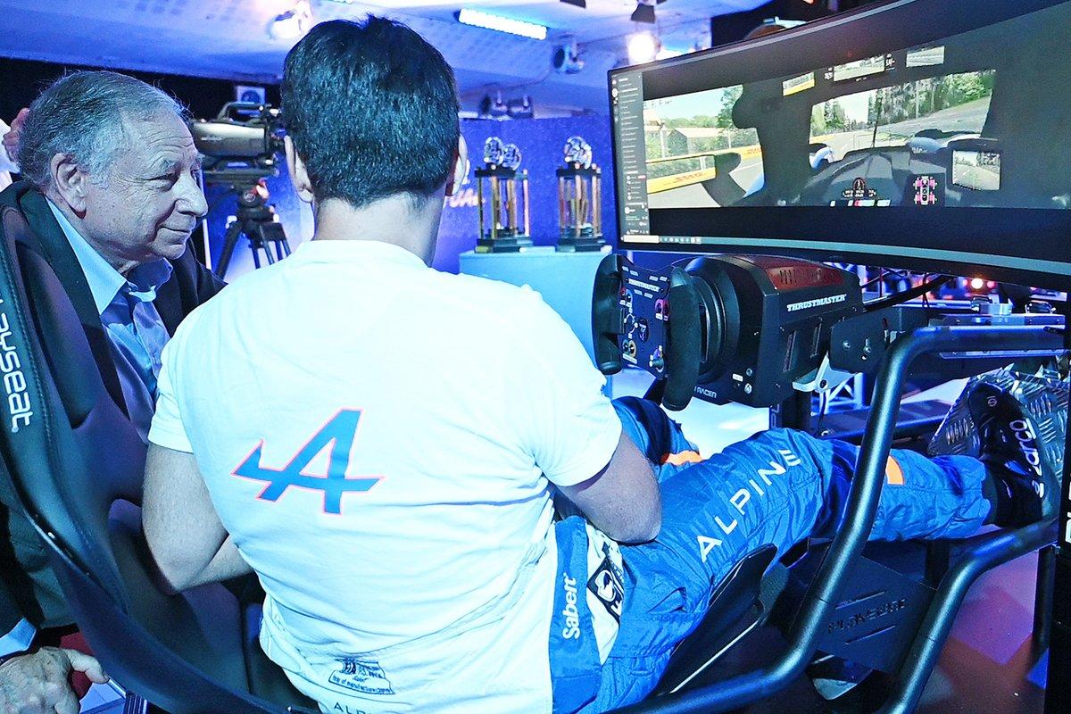 Le Mans Virtual Studio