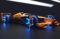Designstudie: McLaren 2050