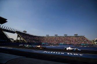 Alexander Sims, BMW I Andretti Motorsports, BMW iFE.18 Jean-Eric Vergne, DS TECHEETAH, DS E-Tense FE19, Nelson Piquet Jr., Panasonic Jaguar Racing, Jaguar I-Type 3