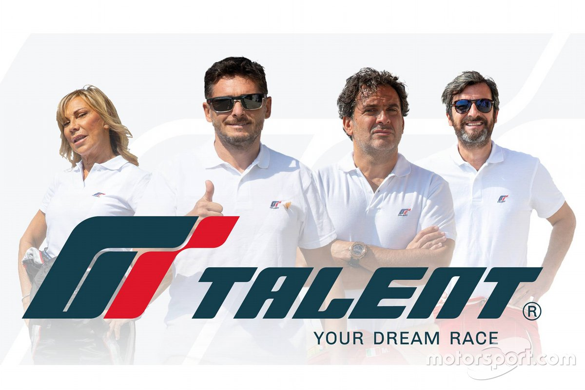 GT Talent Your Dream Race