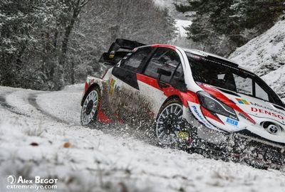 WRC Test di Dicembre
