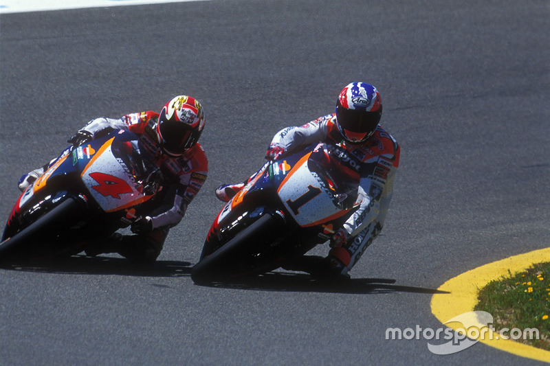 1996 - Mick Doohan, Repsol Honda Team
