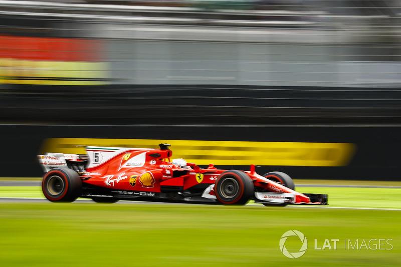 Sebastian Vettel venceu o GP de Austin de 2013. O alemão subiu no pódio outras duas vezes, segundo em 2012 e terceiro em 2016. Vettel foi pole duas vezes.