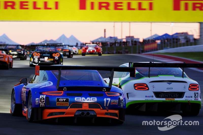Project CARS 2, Pirelli World Challenge