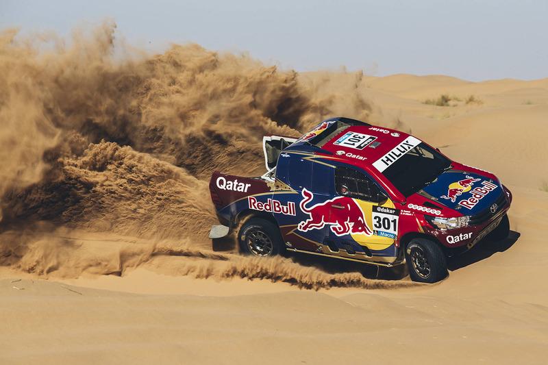 Нассер Аль-Аттія, Toyota Gazoo Racing