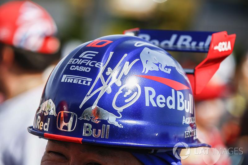 Fan de Scuderia Toro Rosso