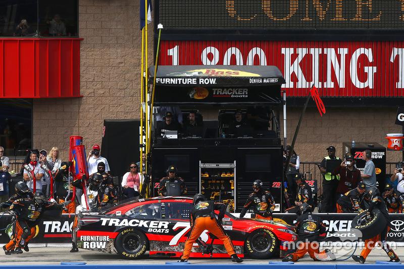 Martin Truex Jr., Furniture Row Racing, Toyota