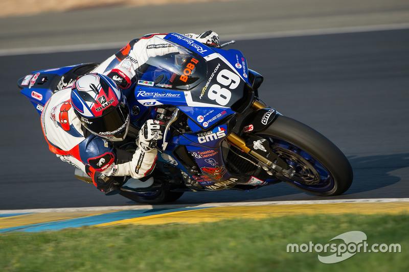 #89 Yamaha: Axel Maurin