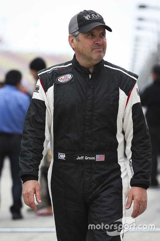 Jeff Green, BJ McLeod Motorsports Ford