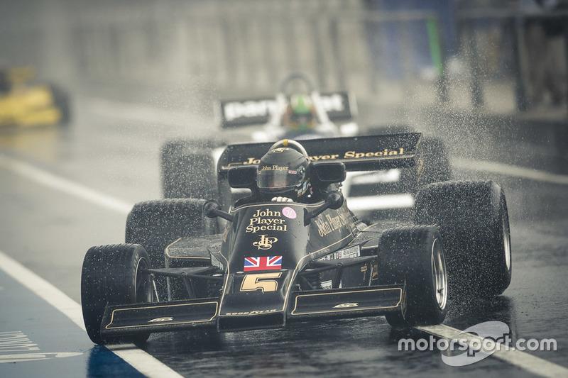 Historische Formel 1, Lotus