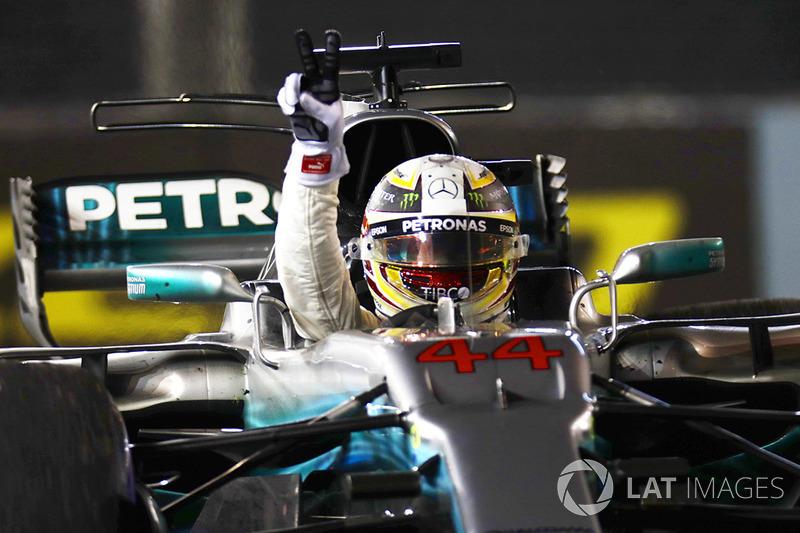 1. Lewis Hamilton - 8,74