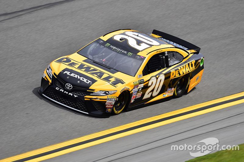 Мэтт Кенсет, Joe Gibbs Racing, Toyota