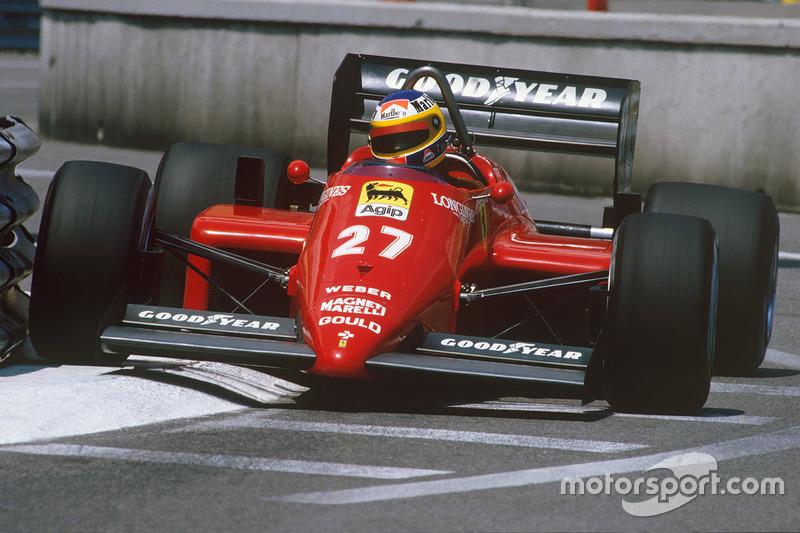 1985: Ferrari 156/85