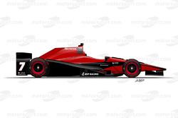 Mikhail Aleshin, Schmidt/Peterson Motorsports Honda