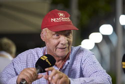 Niki Lauda, Presidente no ejecutivo, Mercedes AMG F1