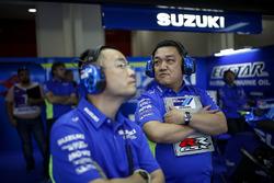 Ken Kawauchi, Team Suzuki MotoGP